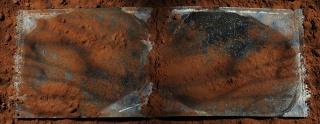 serie Pola Choco, rouille et chocolat