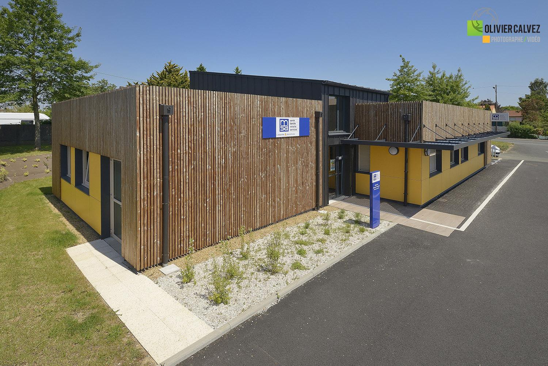 Locaux MSA ACB Construction Bois