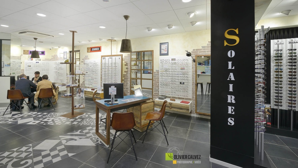 STUDIO SD - OPTICIENS MUTUALISTES - MAYENNE