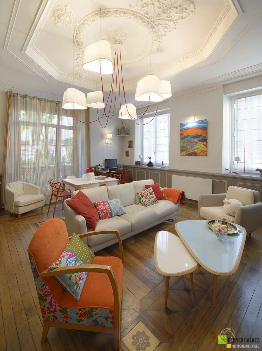 agencement - appartement angers - studio sd