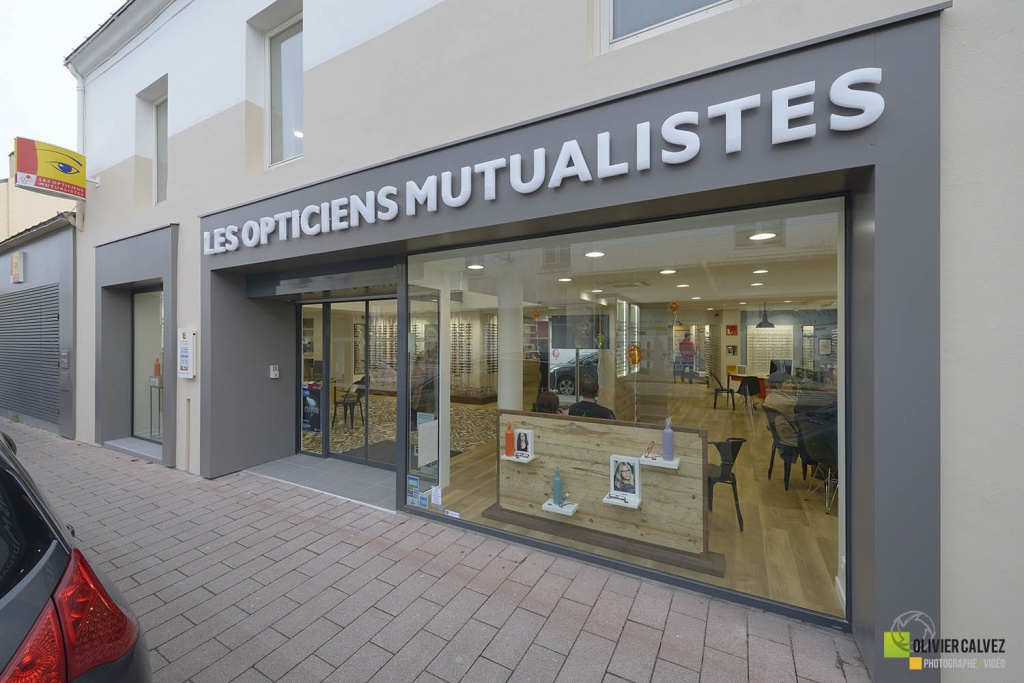 STUDIO SD- OPTICIENS MUTUALISTES - CHALLANS