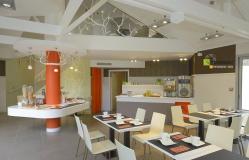 STUDIO SD -HOTEL RESTAURANT LE CAVIER