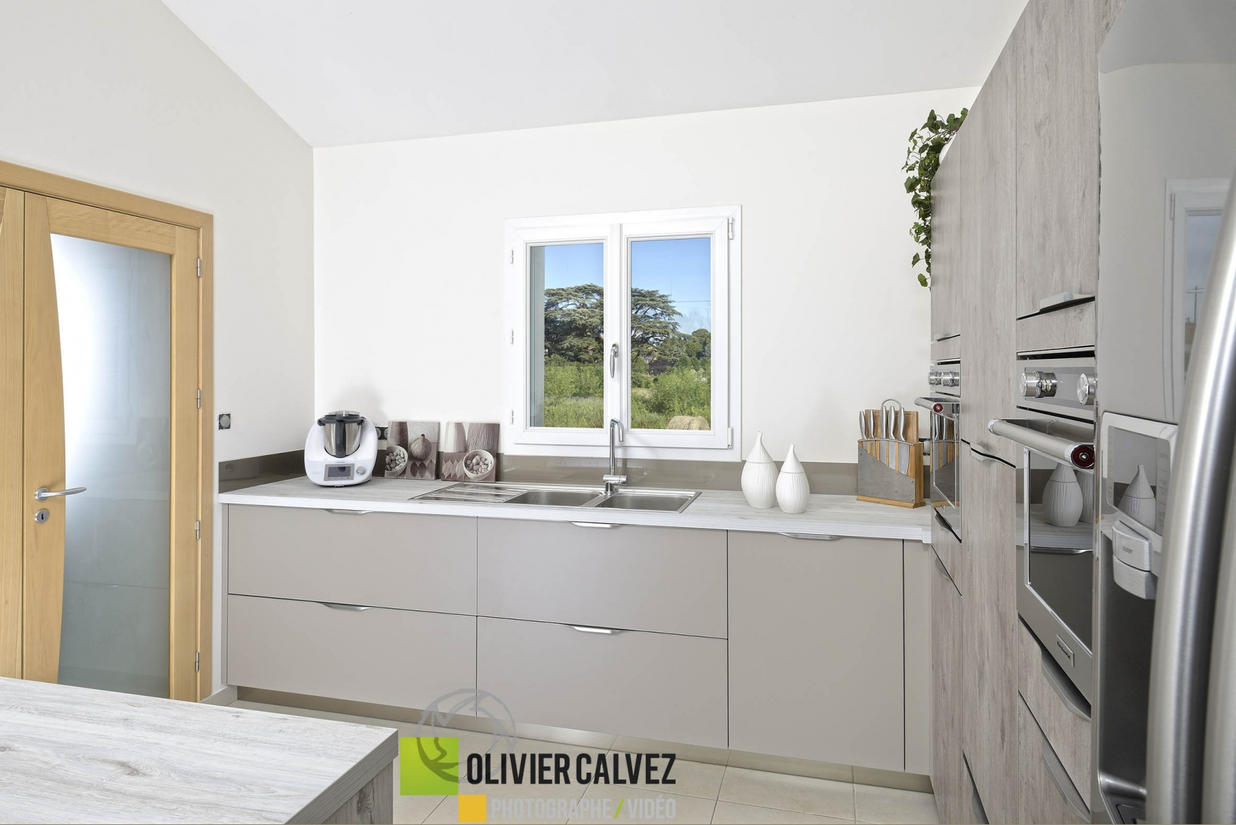OLIVIER CALVEZ - PYRAM INDUSTRIE - CUISINE